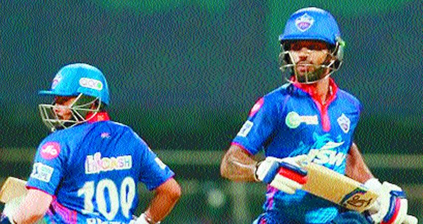 IPL 2021: Delhi Capitals easy win over Chennai Super Kings rkdsnt