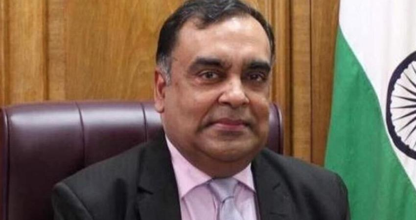 yashvardhan sinha becomes new cic three election commissioners also sworn in rkdsnt