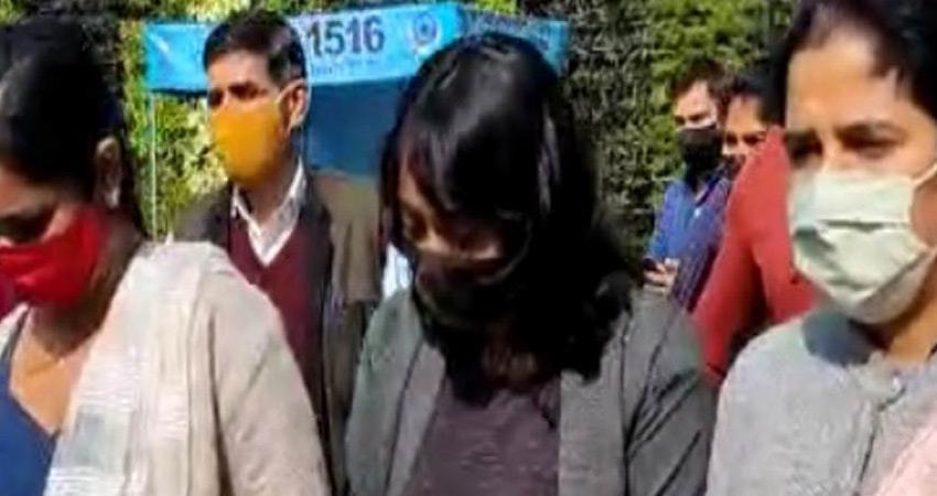 Toolkit Case Delhi Court sends climate activist Disha Ravi to police custody