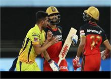 IPL 2020 : धोनी की चेन्नई ने कोहली की RCB को आसानी से हराया