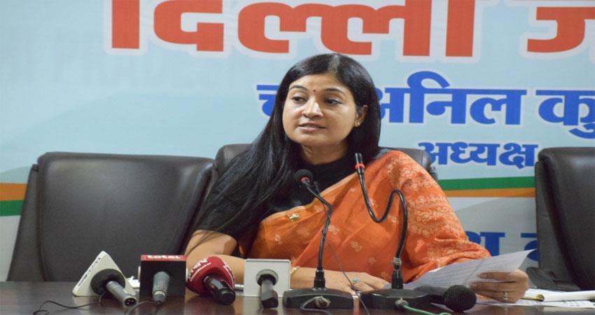 on average 6 rape incidents in delhi every day delhi and center not sensitive alka lamba