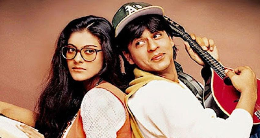 shahrukh khan said raj and simran friendship success of the film ddlj anjsnt