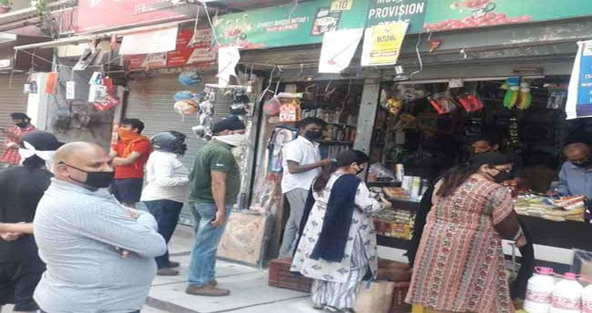 uttarakhand shops will open in all districts till 8 pm in doon albsnt