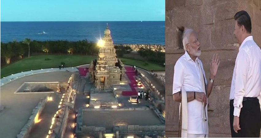 modi-jingping will meet today in mahavalipuram, talks will be held on important issues