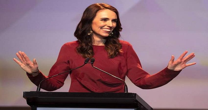 jacinda ardern new zealand new zealand election labour party election results sobhnt