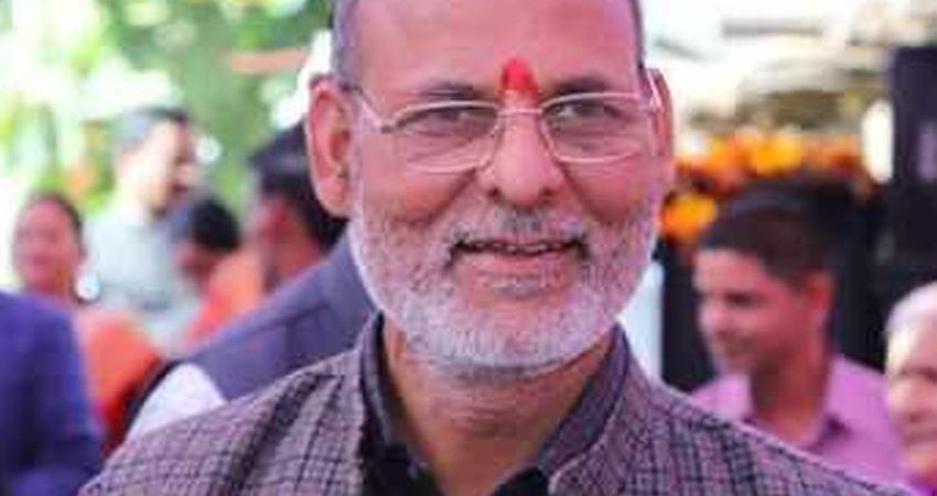 uttarakhand bjp leader lakhi ram joshi suspended from party letter to pm modi rkdsnt
