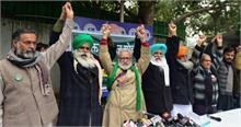 आंदोलनकारी किसानों ने अब संसद तक पैदल मार्च का किया ऐलान