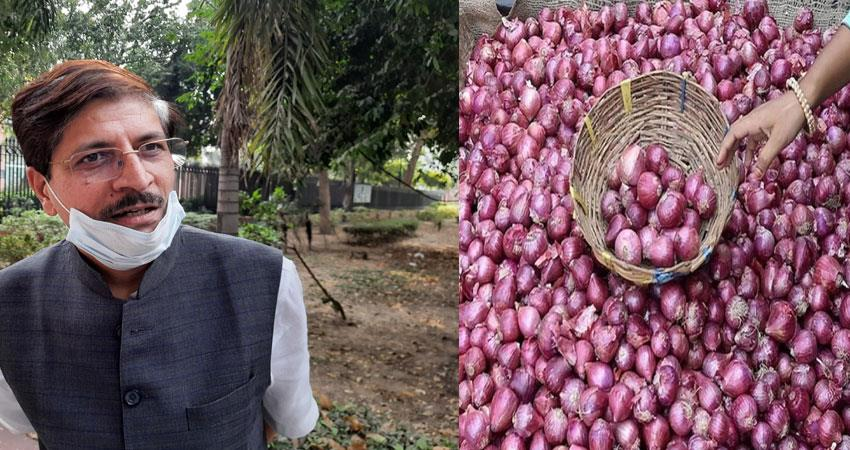 nafed director ashok thakur said soon to get rid of expensive onions told full plan albsnt