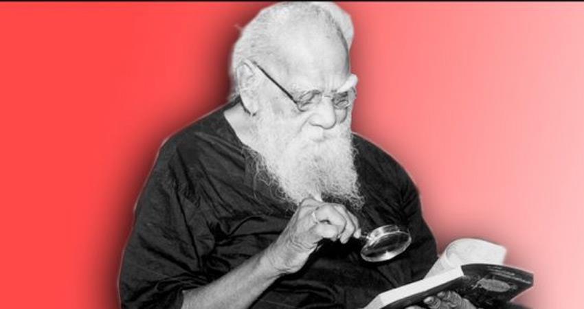 periyar ev ramasamy socrates of india once asked these 15 questions to god ramdev controversy