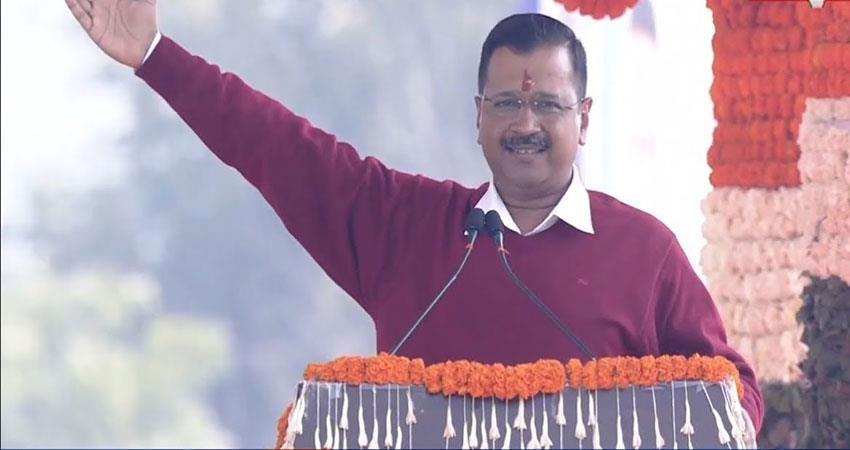 Kejriwal is exploring possibilities in national politics face a direct competition ALBSNT