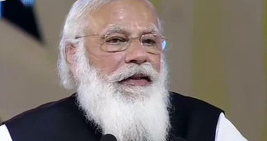 narendra modi says after damage caused by epidemic now there need fix economy rkdsnt