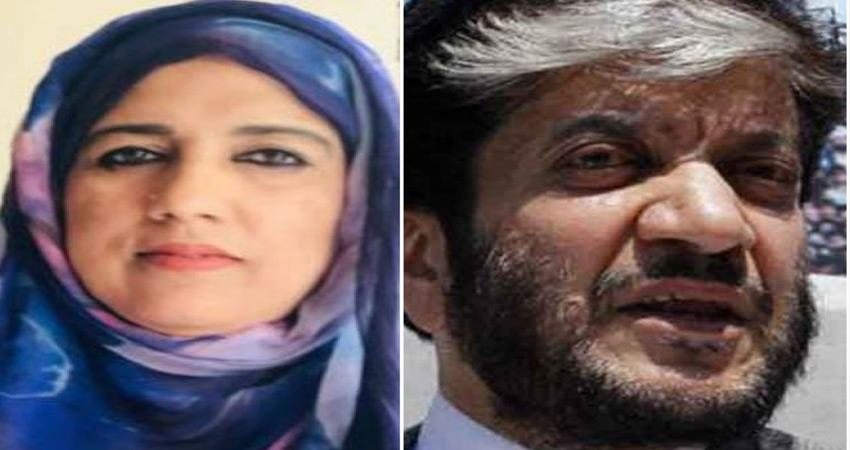 ed files charge sheet against wife of kashmiri separatist leader shabbir shah rkdsnt