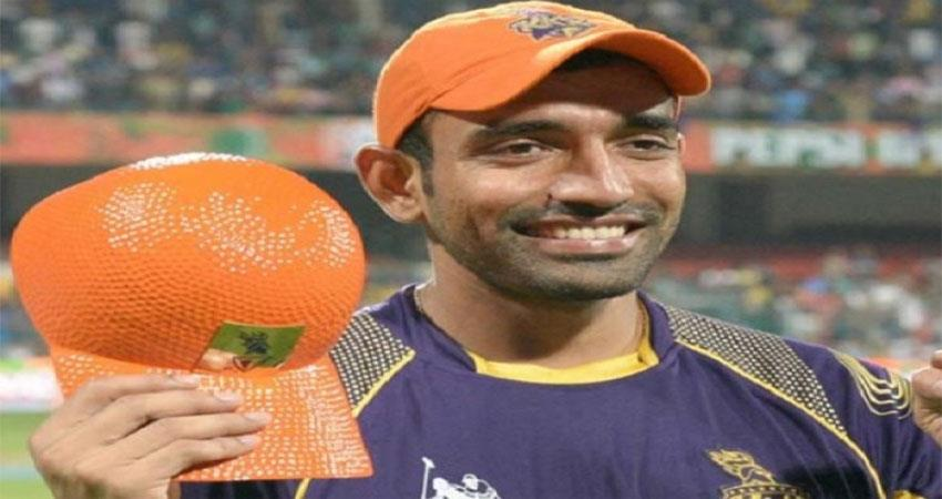 robin uthappa sheetal venu india cricket team ipl international cricket