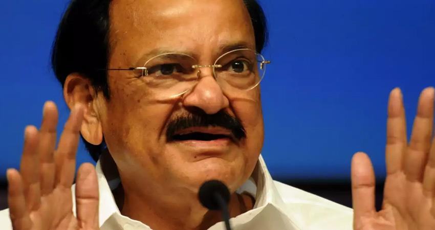 venkaiah naidu says judicial intervention increase with some judicial decisions rkdsnt