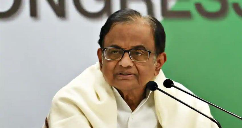 congress-leader-chidambaram-said-the-country-is-moving-towards-recession-albsnt