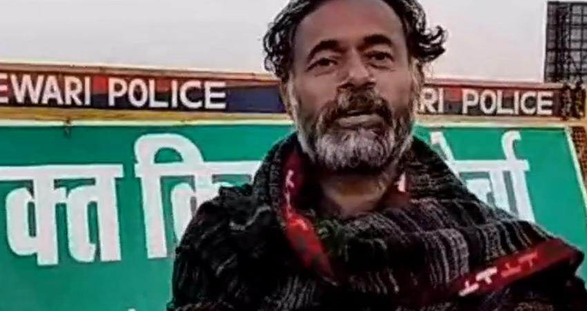farmers movement yogendra yadav says agricultural laws tails come out now elephants rkdsnt