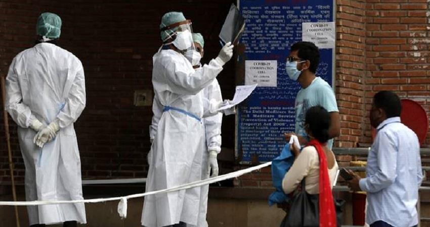 latest data on india coronavirus testing icmr tests corona study pragnt