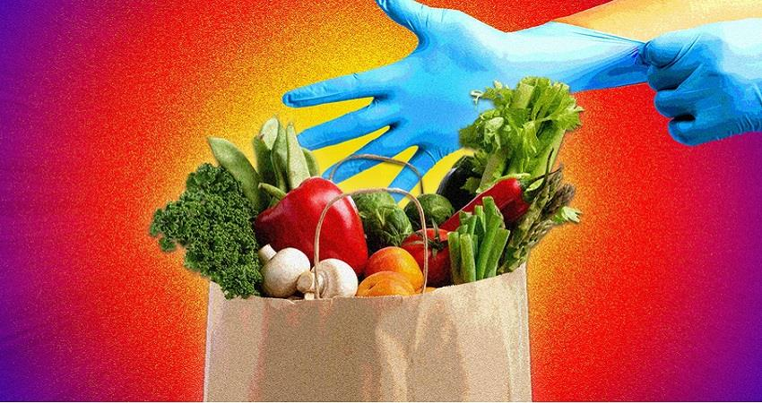 bring vegetables home do it first and free from fear of corona prsgnt