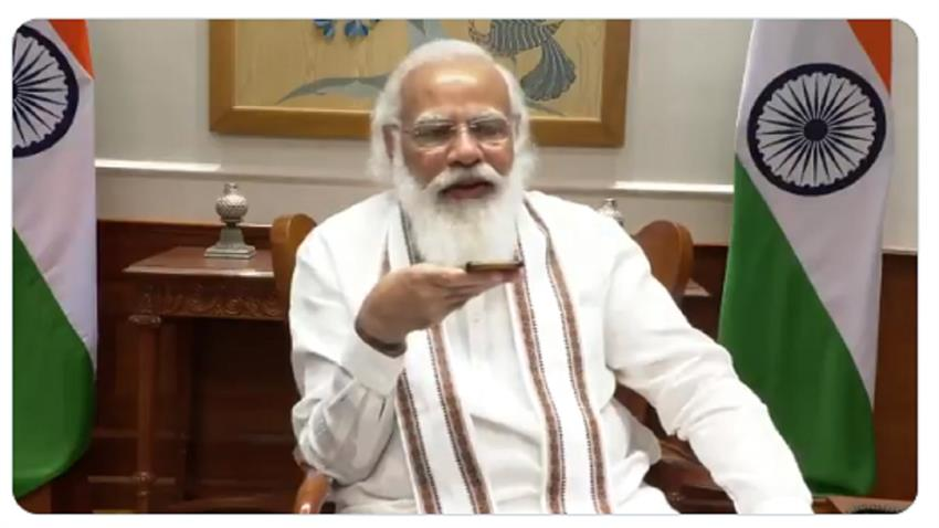 Know which player said, Prime Minister Modi''s call was a wonderful experience