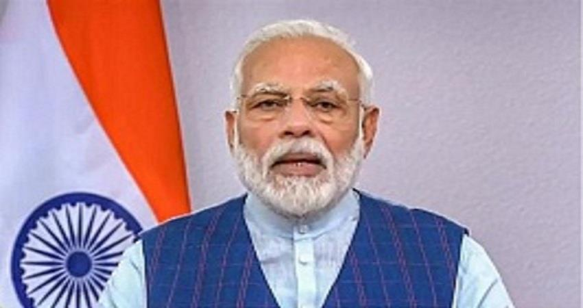 pm modi will again meet the public on friday amid coronas growing case albsnt