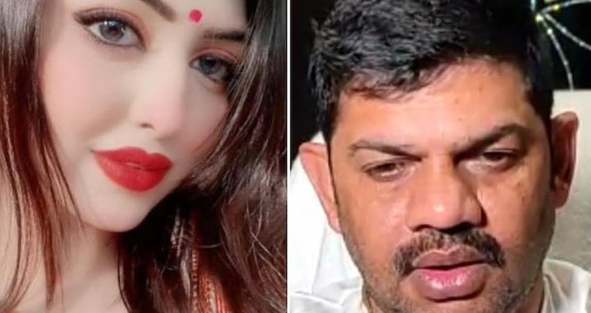 pamela-goswami-drugs-case-colleague-of-bjp-leader-rakesh-singh-arrested-rkdsnt