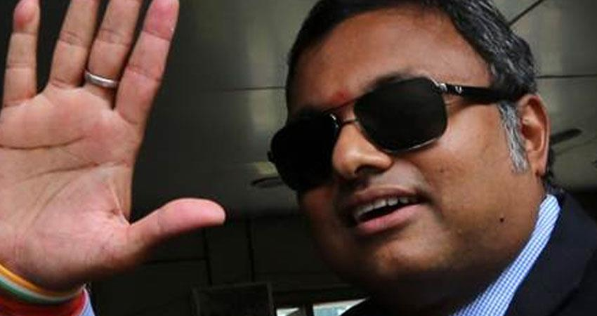 aircel-maxis-case-ed-questions-to-karti-chidambaram-after-cbi