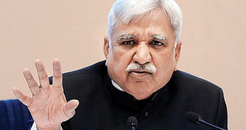chief election commissioner arora says decision on by elections on september 29 rkdsnt