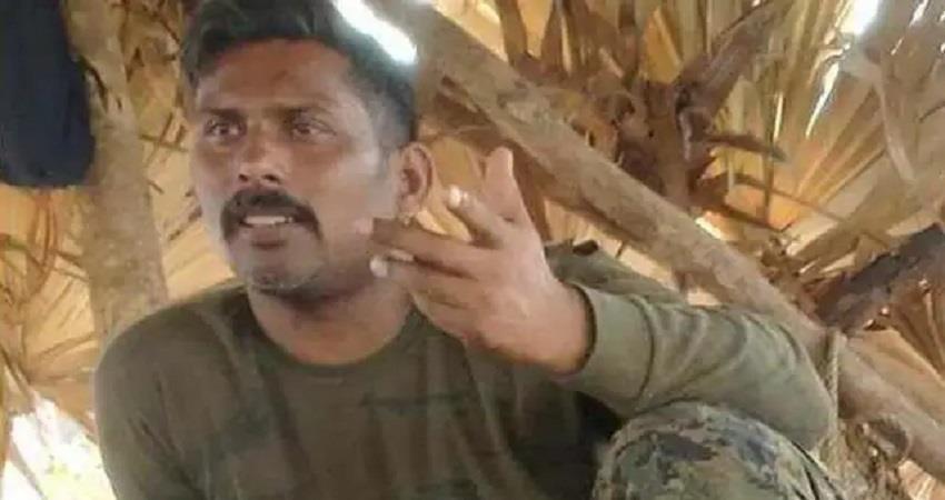 rakeshwar singh released from clutches of naxalites family members celebrate albsnt