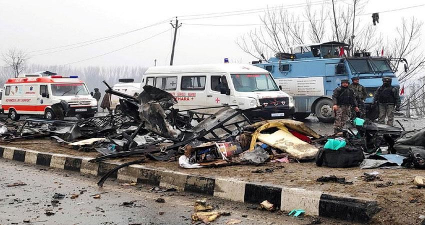 nia arrested 2 persons in pulwama bomb blast