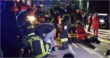 इटली के नाइटक्लब में भगदड़ मचने से छह लोगों की मौत, दर्जनों घायल
