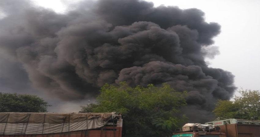 serious accident in bahadurgarh boiler exploded in factory three killed 25 injured