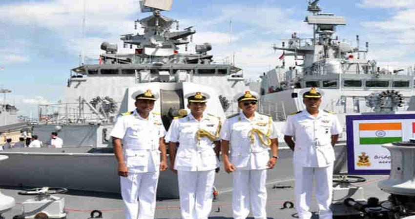 bumper recruitment in indian navy apply this way
