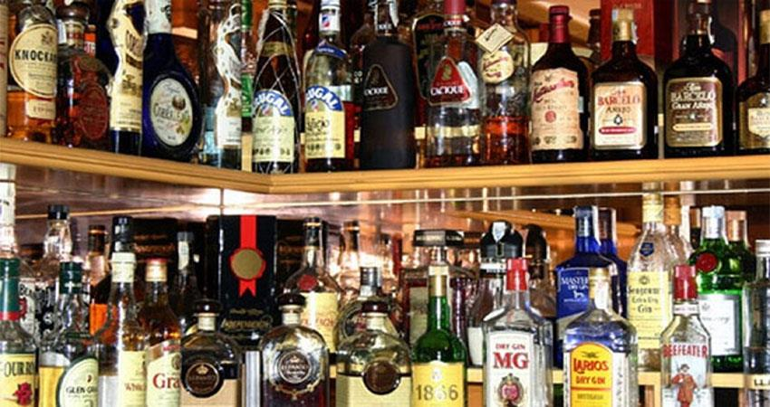 delhi liquor survey ncr gurugram faridabad