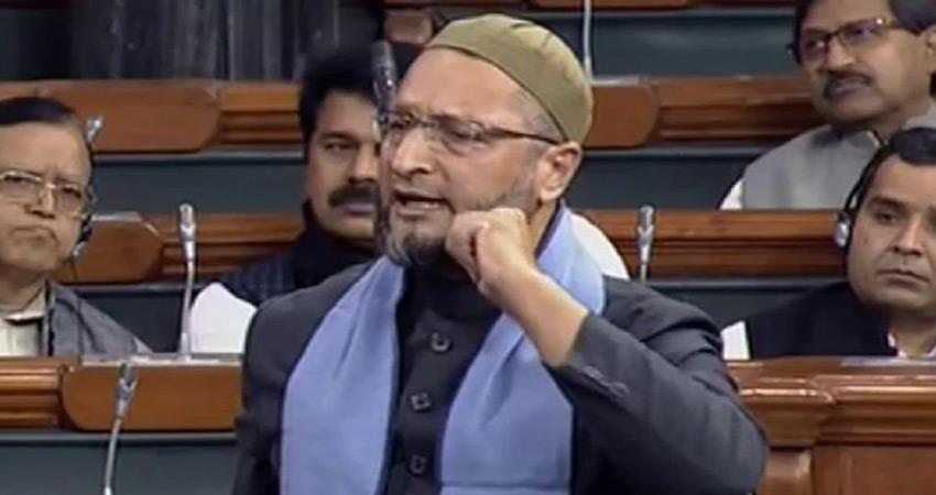 Citizenship bill Why did Owaisi tell Shiv Sena opportunist intensified
