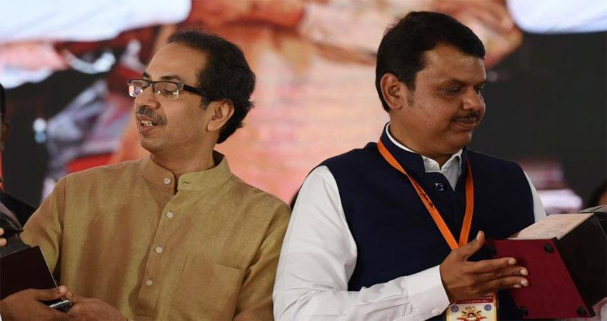 shivsena became defensive the conversation did not stop because of me