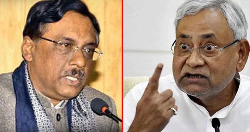 jdu pawan verma questions on alliance with bjp in delhi elections targets nitish kumar