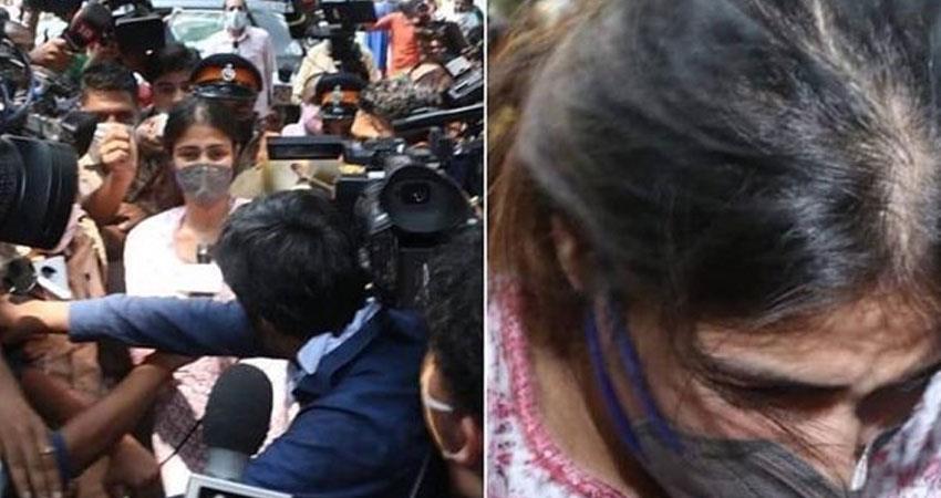 sushant rajput case advocate manashinde defends riya chakraborty after arrest by ncb rkdsnt