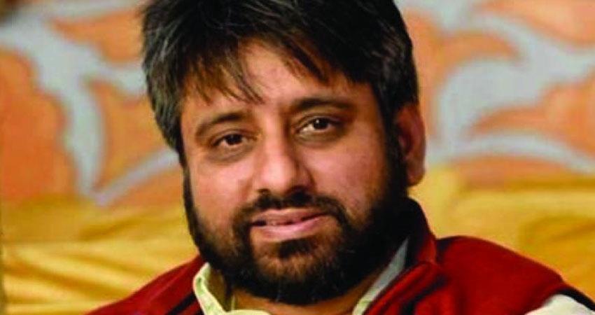 amanatullah khan  jamia protest aap arvind kejriwal amit shah