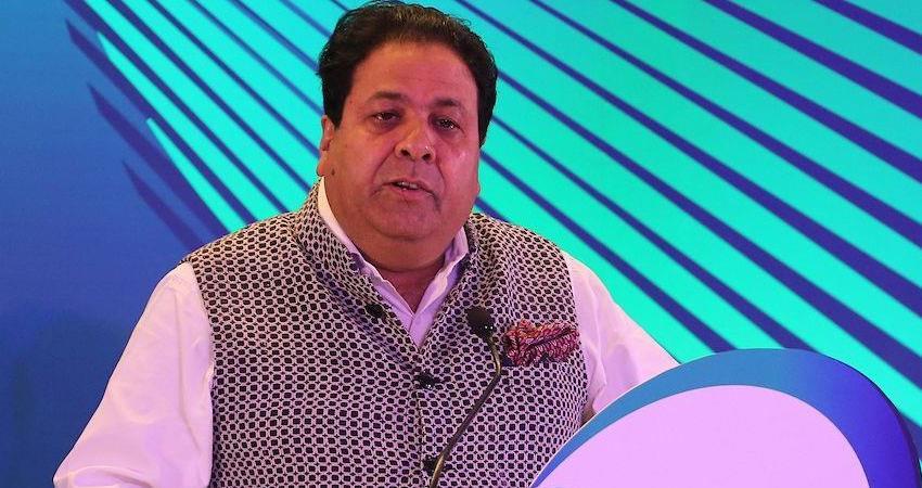 ipl-chairman-rajeev-shukla-met-home-secretary-rajiv-gauba-over-security-of-chennai-matches