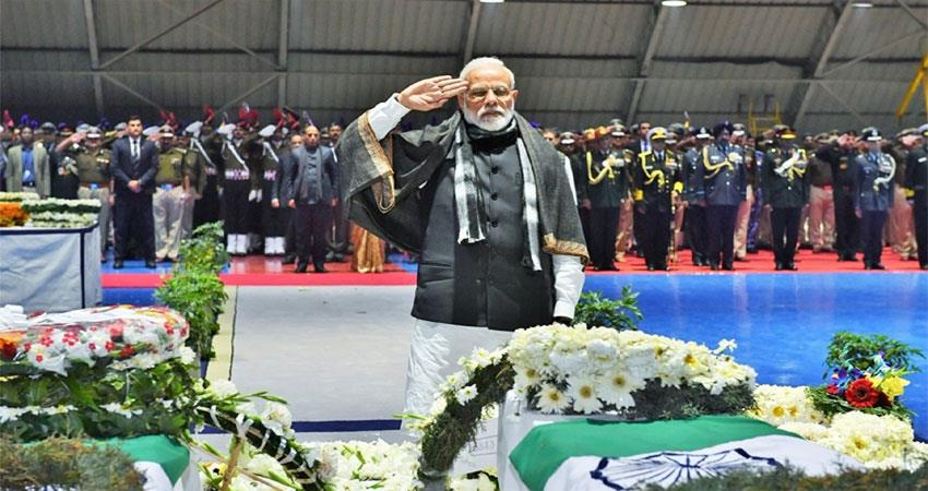 pulwama attack has india changed policy adopted aggressive image