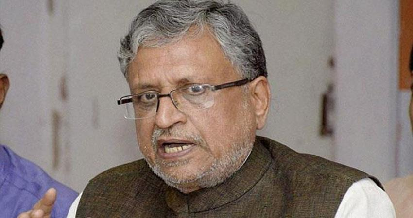 sushil modi said nitish will remain the face in the upcoming assembly elections