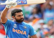 रोहित शर्मा ने बनाया रिकॉर्ड, वनडे में 9000 रन बनाने वाले तीसरे सबसे तेज खिलाड़ी बने