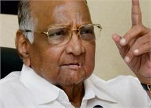 शरद पवार का मोदी सरकार पर हमला, कहा- 'दिल्ली नहीं जीत पाए इसलिए करा दी हिंसा'