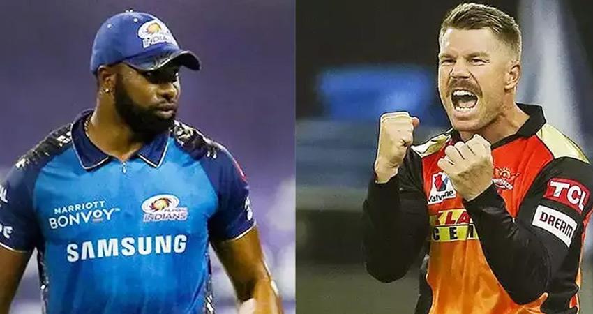 ipl 2020  warner-saha and bowler lead sunrisers to playoffs, kkr out  rkdsnt