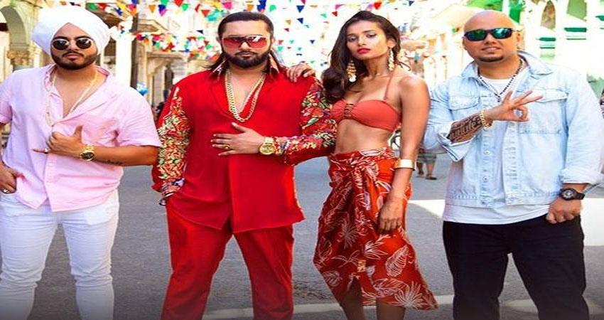 yo-yo-honey-singh-got-the-title-of-best-non-film-song-for-makhna-