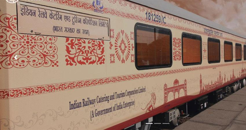 only two couples bought karva chauth special train ticket