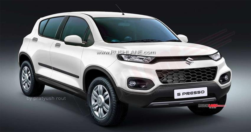 maruti suzuki to launch its s presso with 10 new features by september