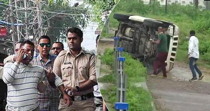 kanpur encounter raises questions why up police no handcuff criminals like vikas dubey rkdsnt