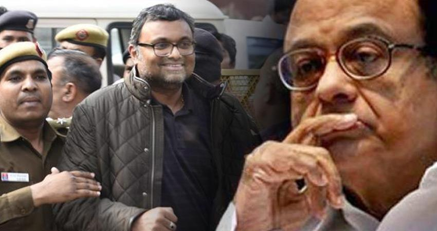 ed to interrogate chidambaram in delhi tihar jail court give green signal in inx media case