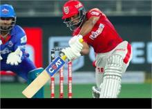 IPL 2020 DC vs KXIP  : धवन की मेहनत गई बेकार, पंजाब ने दिल्ली को हराया